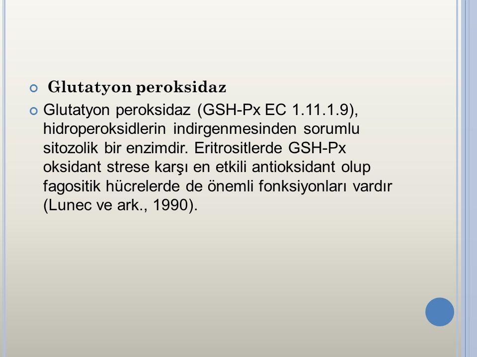 Glutatyon peroksidaz