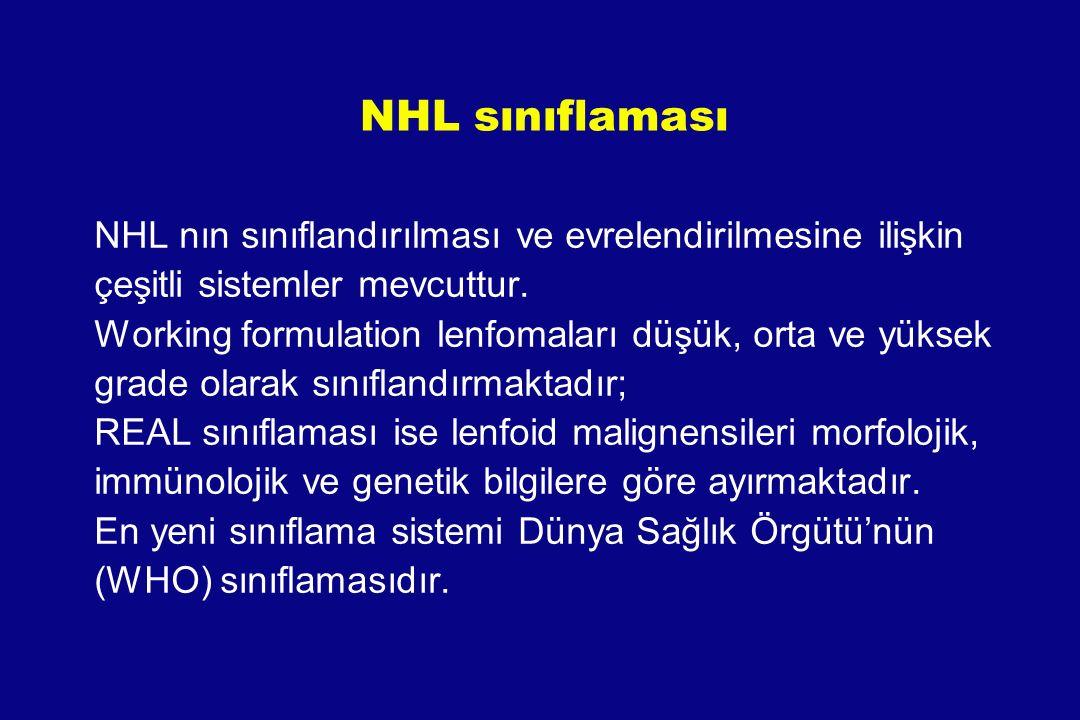 NHL sınıflaması