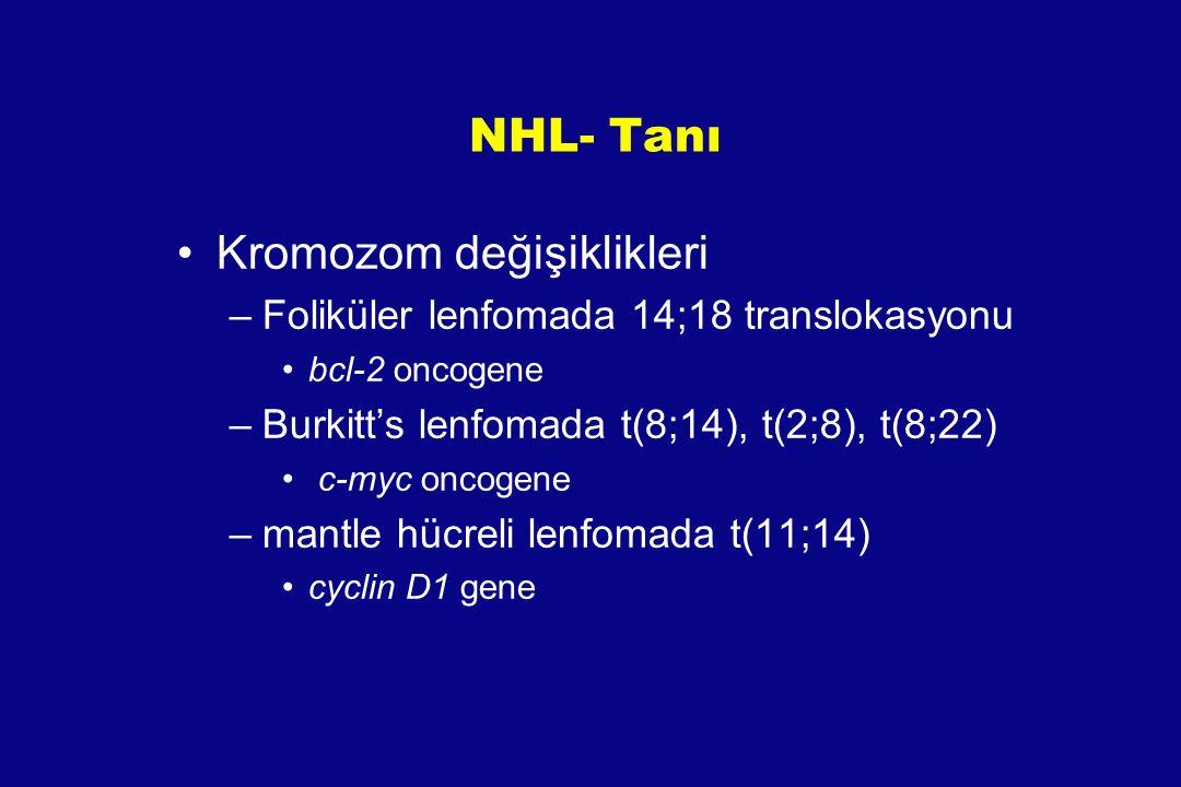 Kromozom değişiklikleri