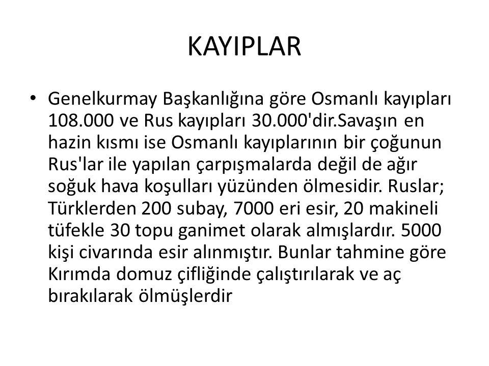 KAYIPLAR