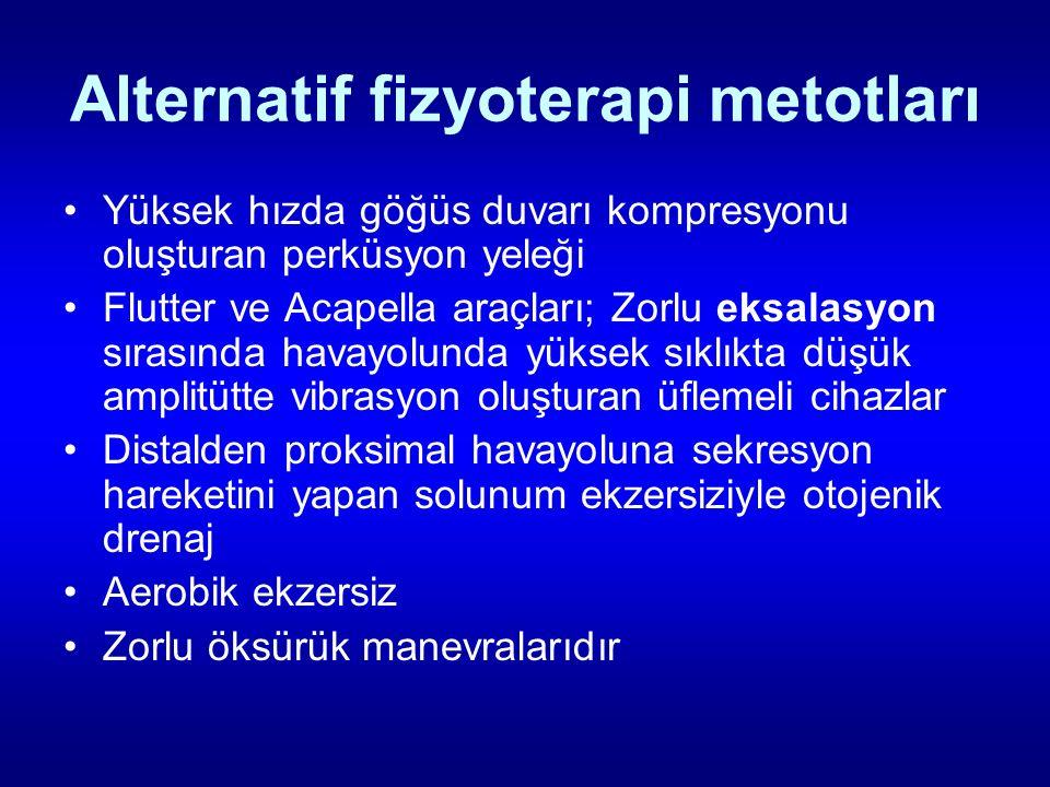 Alternatif fizyoterapi metotları