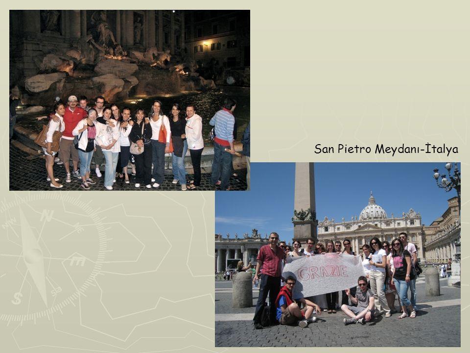 San Pietro Meydanı-İtalya