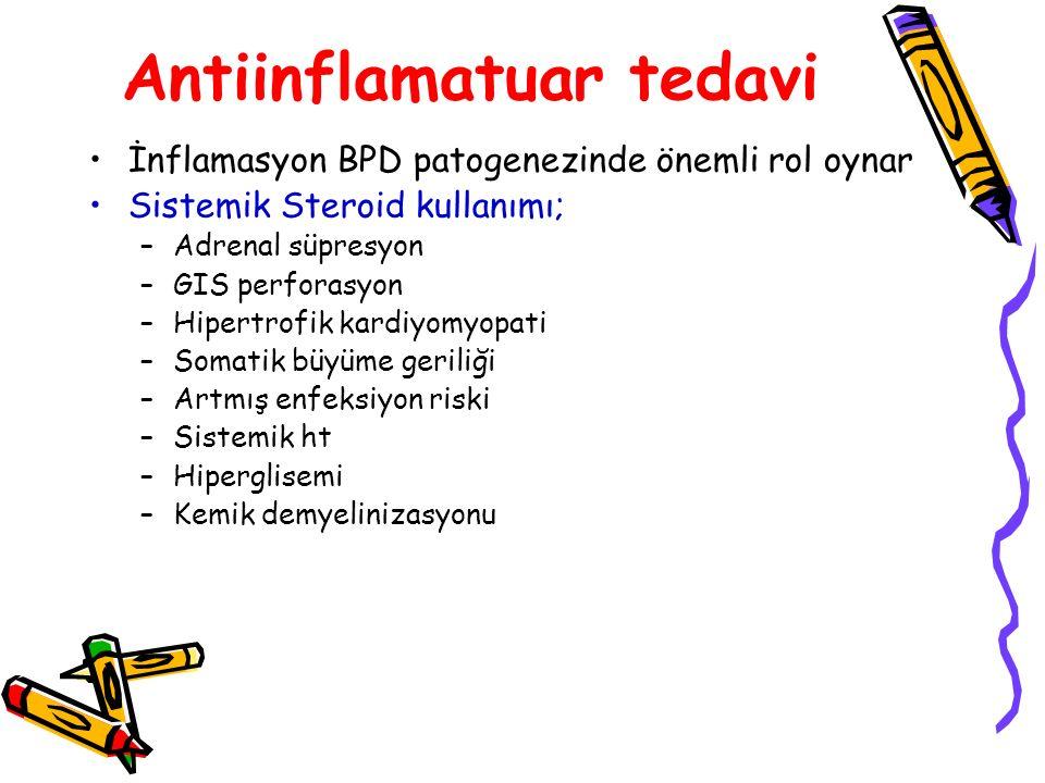 Antiinflamatuar tedavi