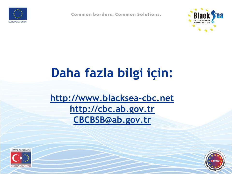Karadeniz Havzasında Sınır Ötesi İşbirliği Programı