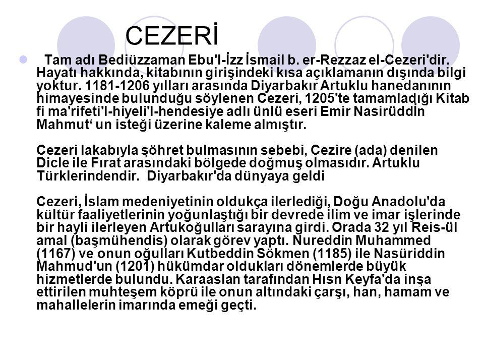 CEZERİ