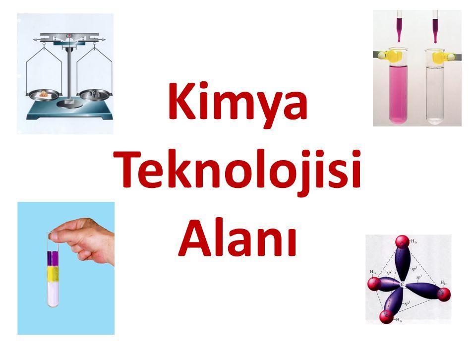 Kimya Teknolojisi Alanı