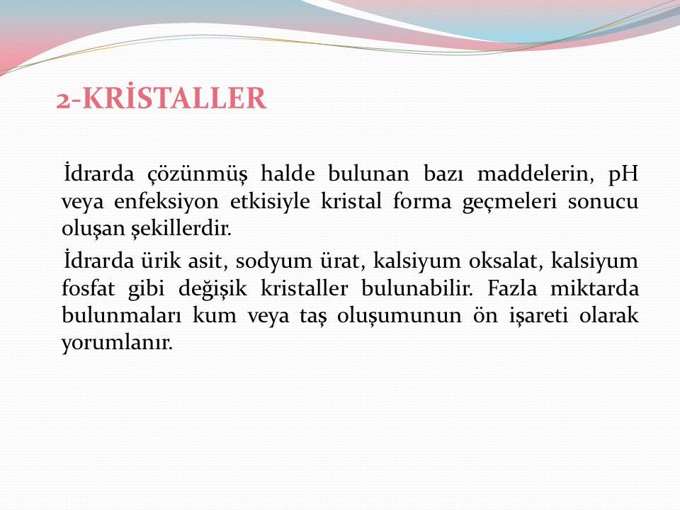 2-KRİSTALLER