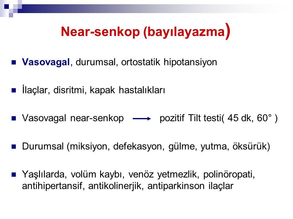 Near-senkop (bayılayazma)