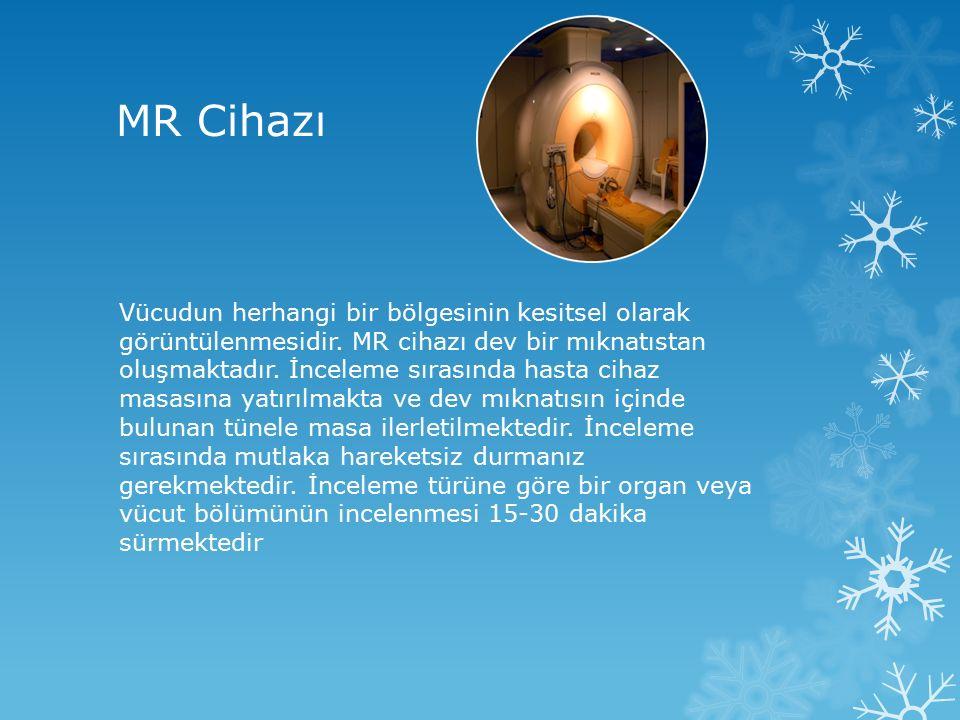 MR Cihazı