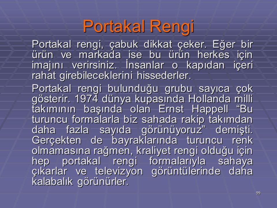 Portakal Rengi