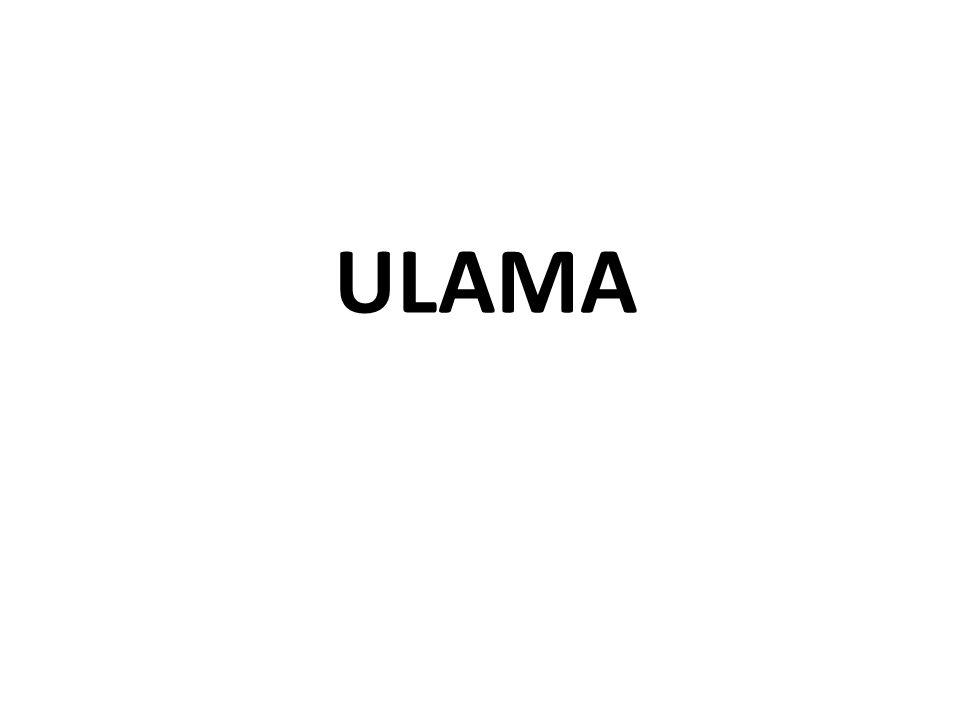 ULAMA