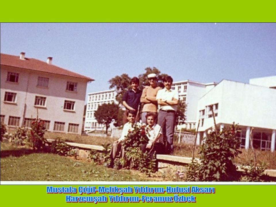 Mustafa Çiğil-Melikşah Yıldırım-Hulusi Aksarı