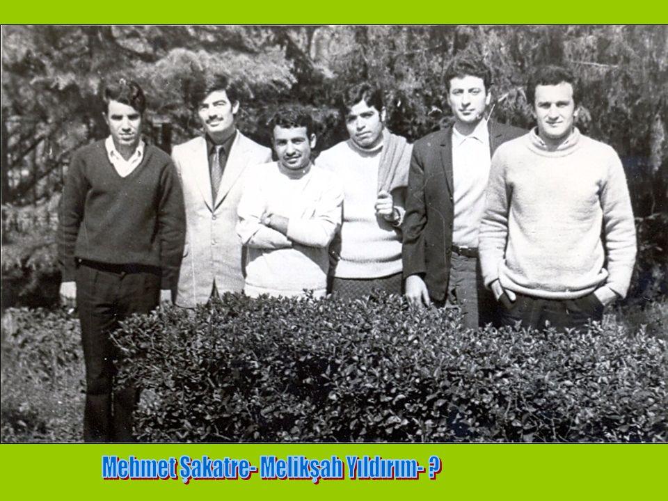 Mehmet Şakatre- Melikşah Yıldırım-