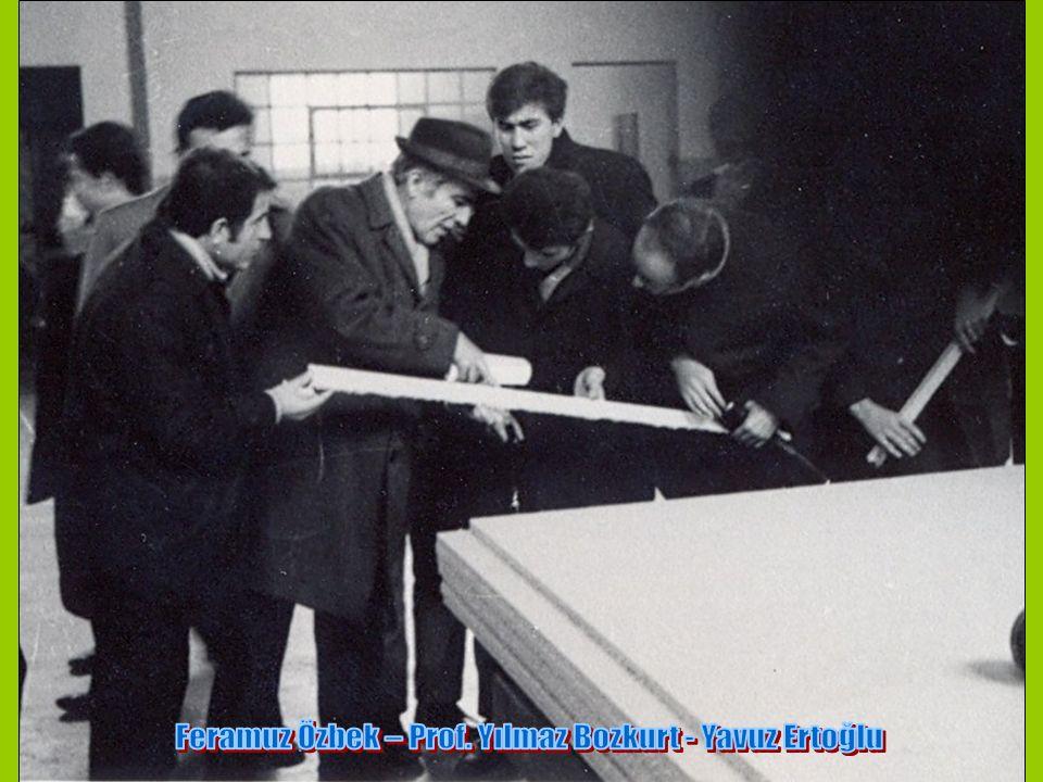 Feramuz Özbek – Prof. Yılmaz Bozkurt - Yavuz Ertoğlu