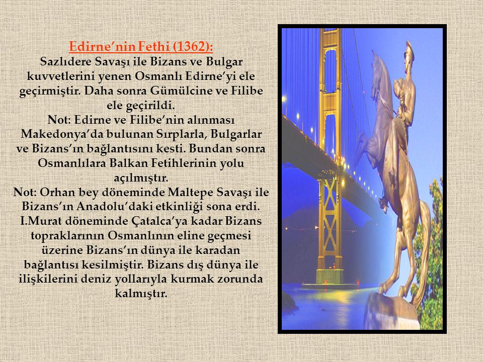Edirne'nin Fethi (1362):