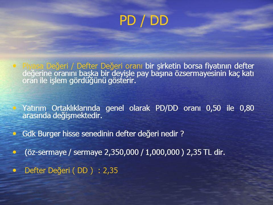 PD / DD