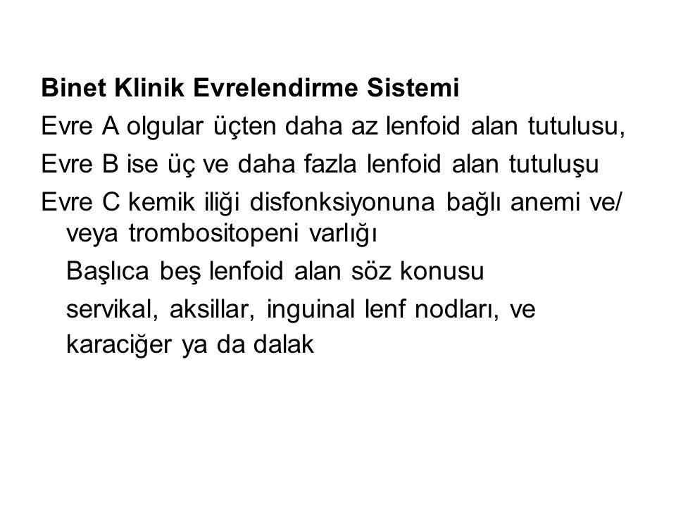 Binet Klinik Evrelendirme Sistemi