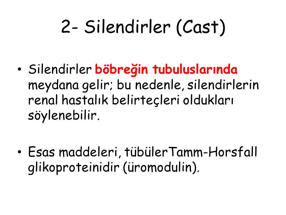 2- Silendirler (Cast)