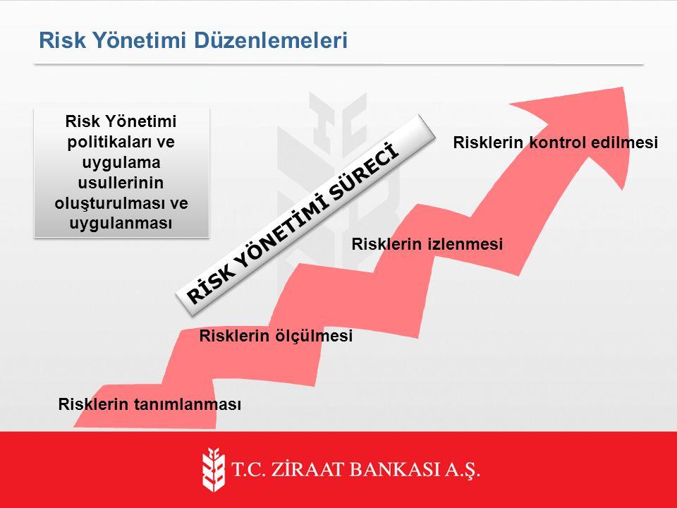 Risk Yönetimi Düzenlemeleri