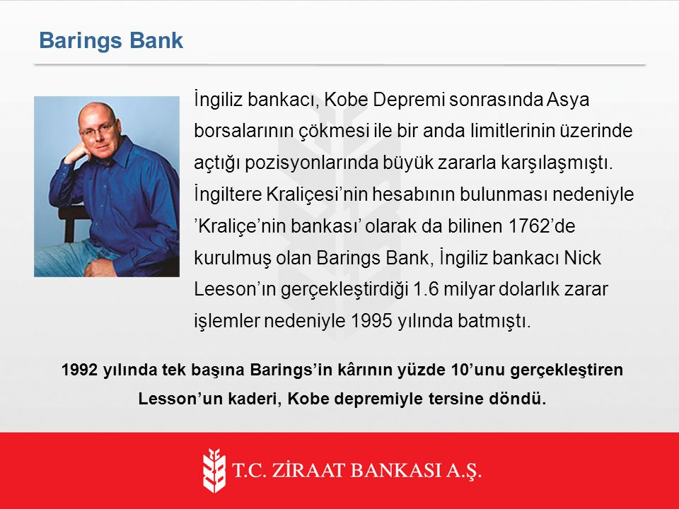 Barings Bank