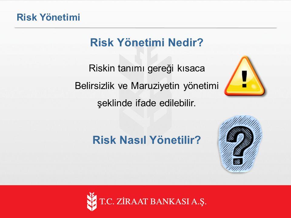 Risk Yönetimi Nedir Risk Nasıl Yönetilir