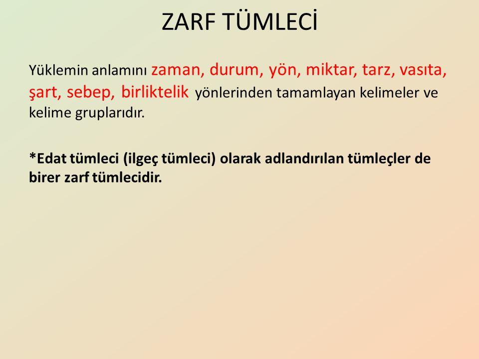 ZARF TÜMLECİ