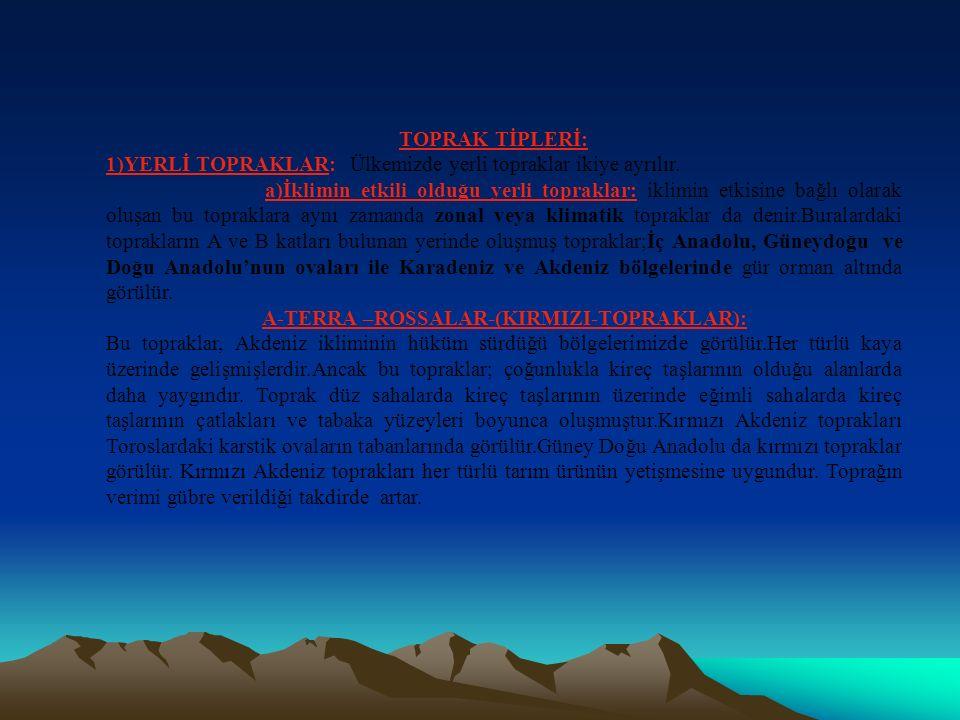 A-TERRA –ROSSALAR-(KIRMIZI-TOPRAKLAR):