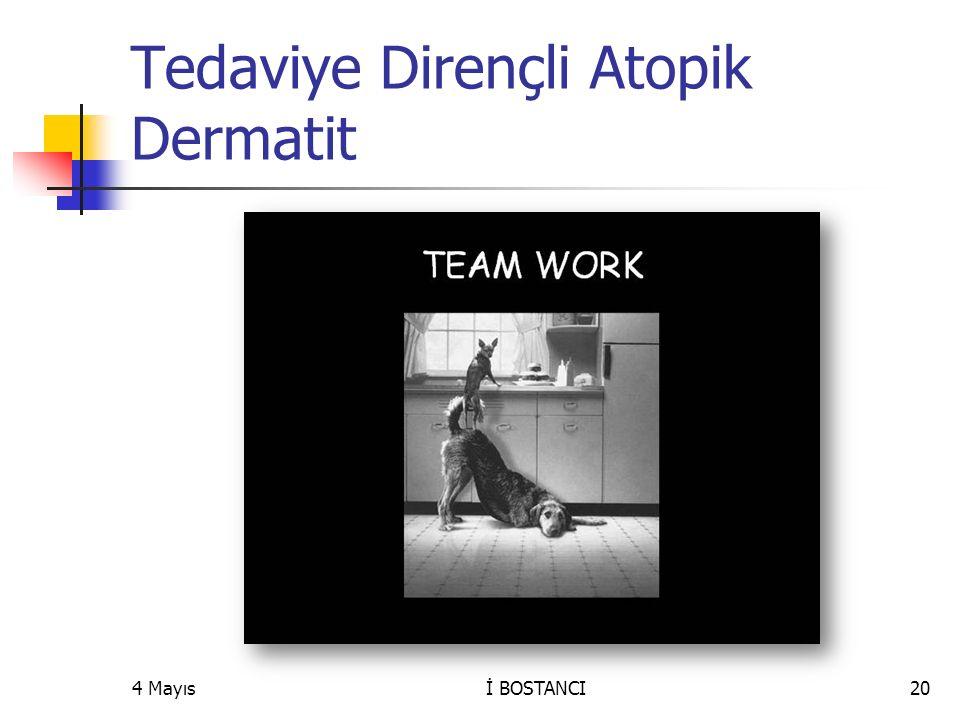 Tedaviye Dirençli Atopik Dermatit