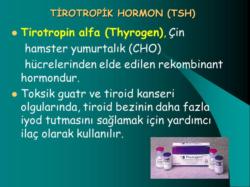 TİROTROPİK HORMON (TSH)