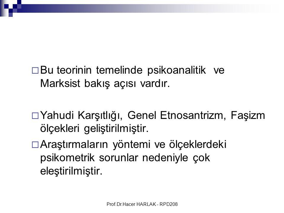 Prof.Dr.Hacer HARLAK - RPD208