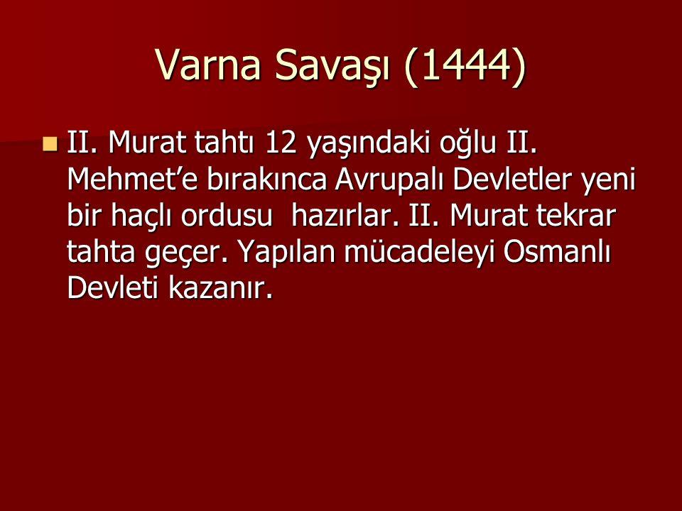 Varna Savaşı (1444)