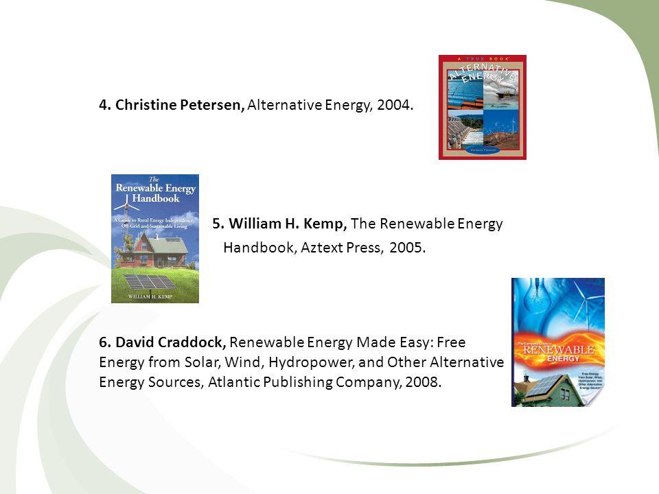 4. Christine Petersen, Alternative Energy, 2004.