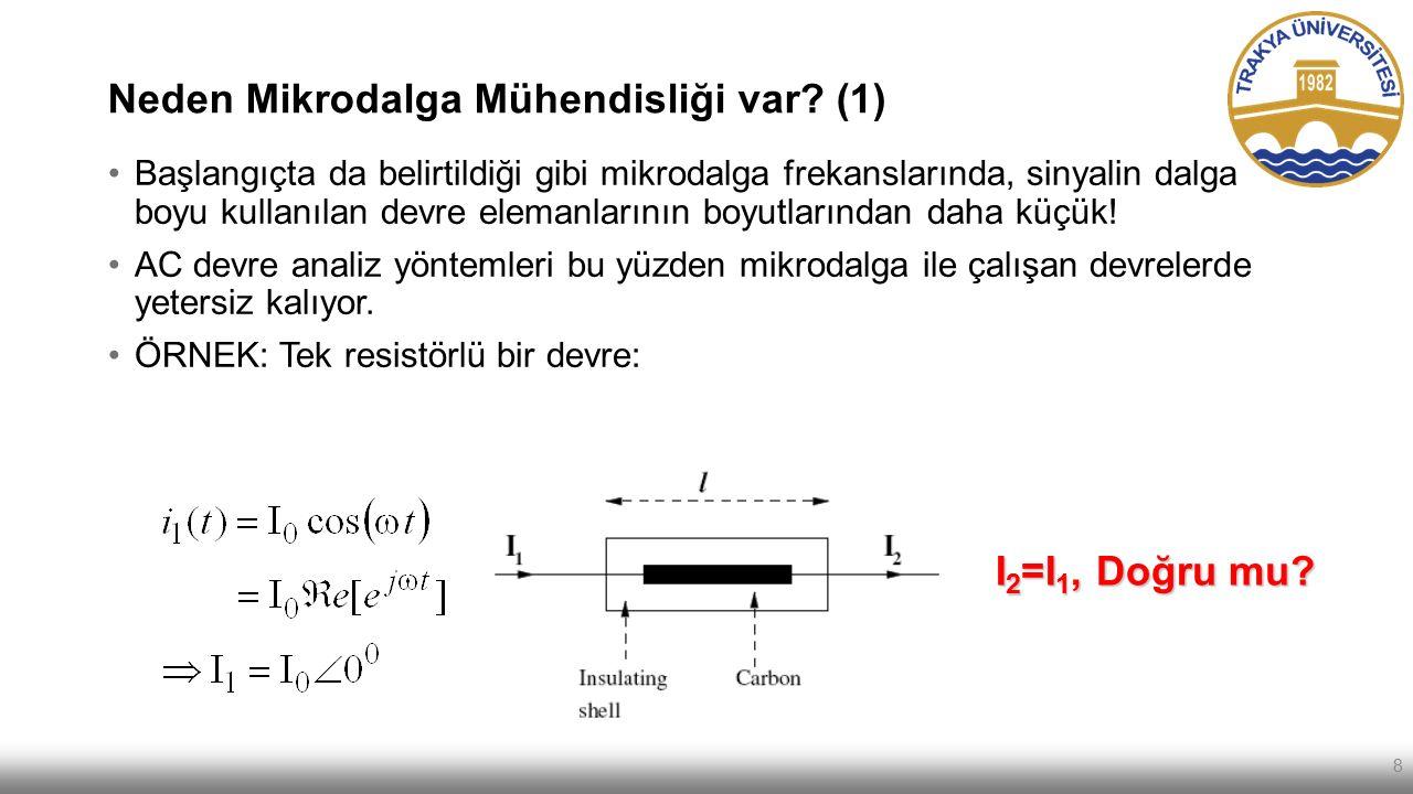 Neden Mikrodalga Mühendisliği var (1)