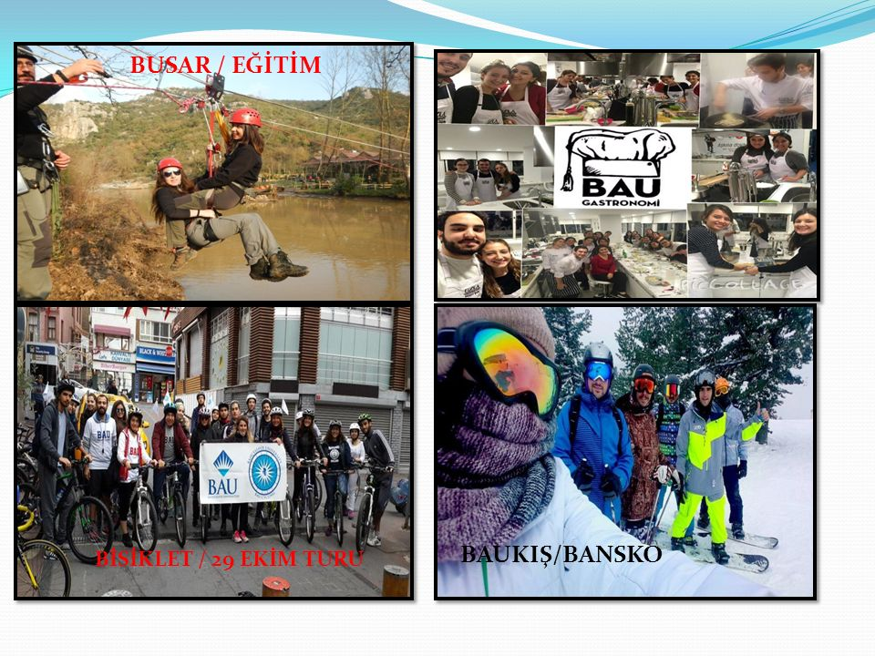 BUSAR / EĞİTİM BAUKIŞ/BANSKO BİSİKLET / 29 EKİM TURU