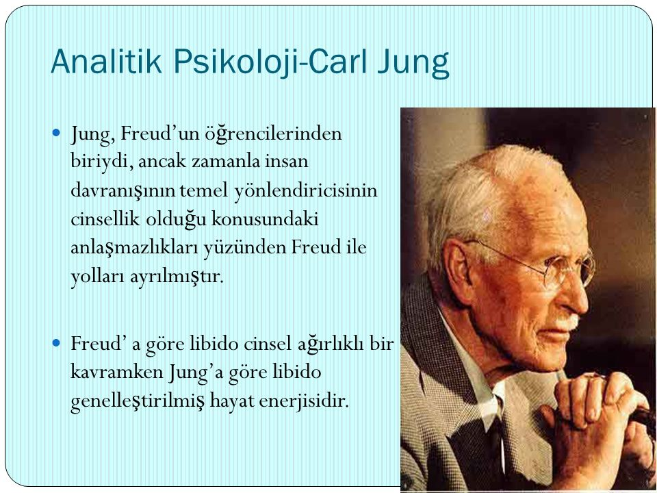 Analitik Psikoloji-Carl Jung