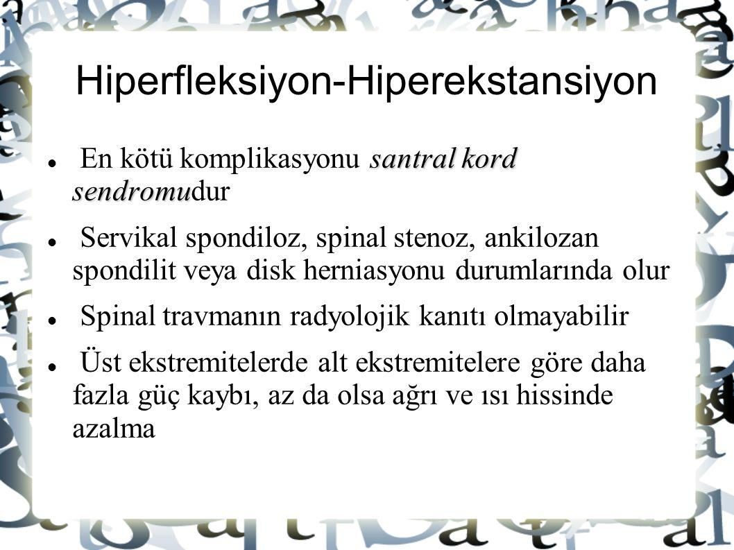 Hiperfleksiyon-Hiperekstansiyon