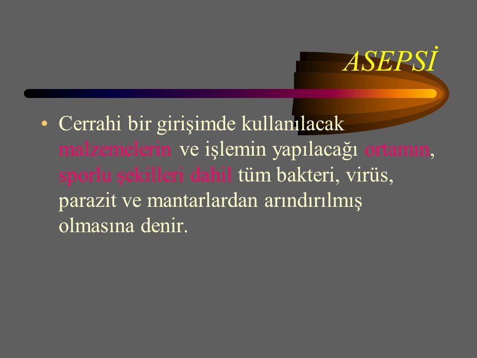 ASEPSİ