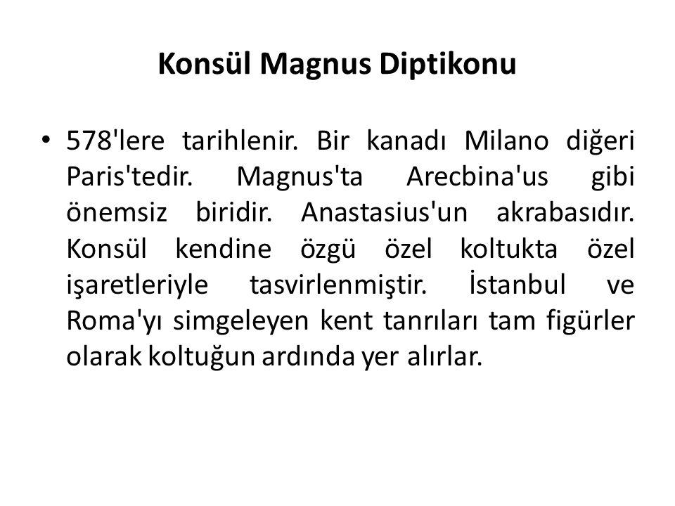 Konsül Magnus Diptikonu