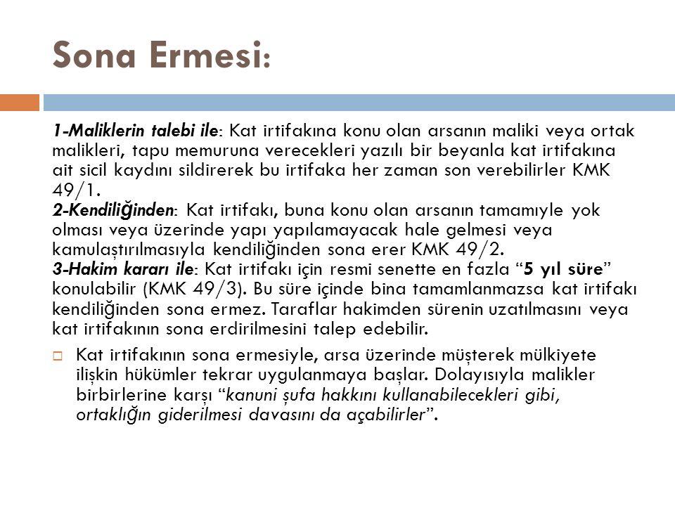 Sona Ermesi: