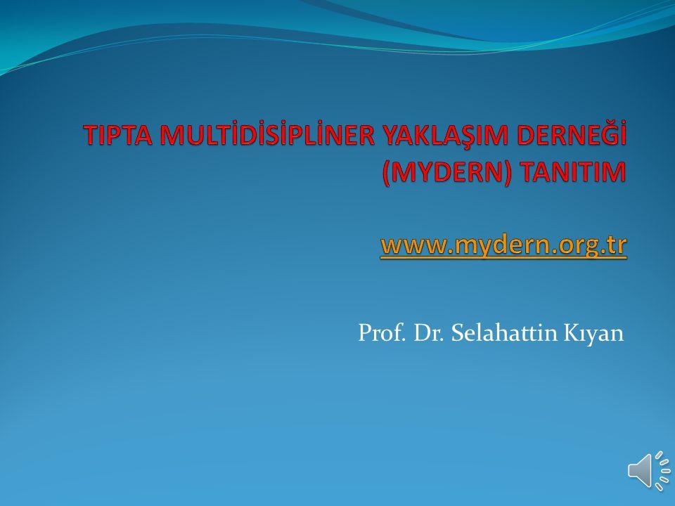 Prof. Dr. Selahattin Kıyan