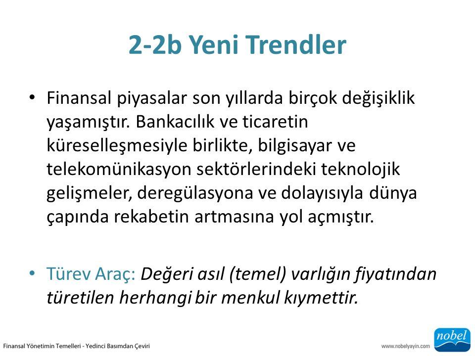 2-2b Yeni Trendler