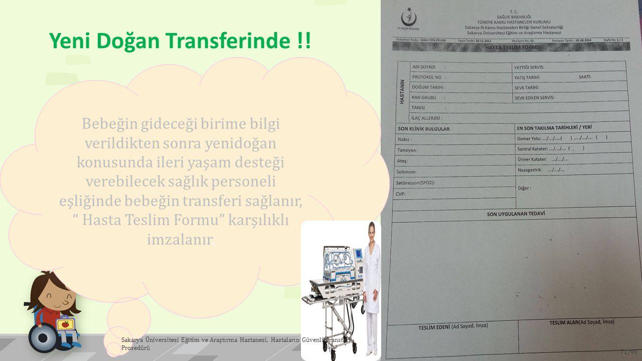 Yeni Doğan Transferinde !!
