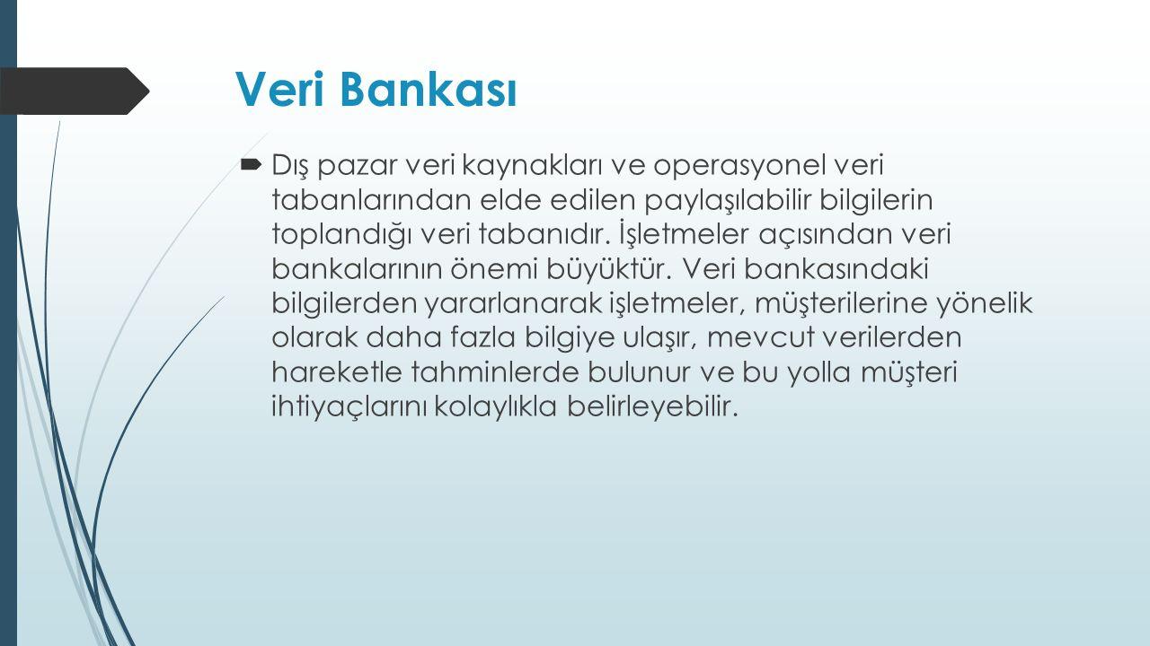 Veri Bankası