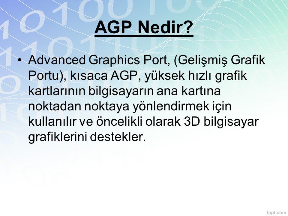 AGP Nedir