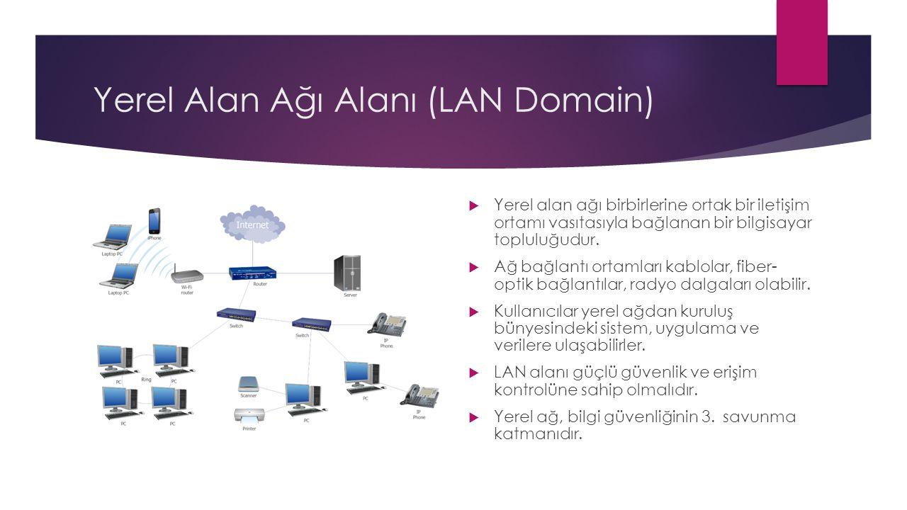 Yerel Alan Ağı Alanı (LAN Domain)