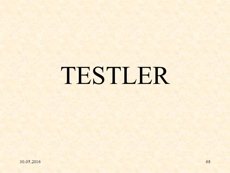 TESTLER 27.04.2017