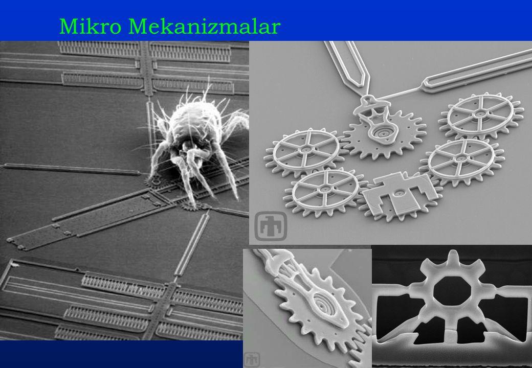 Mikro Mekanizmalar