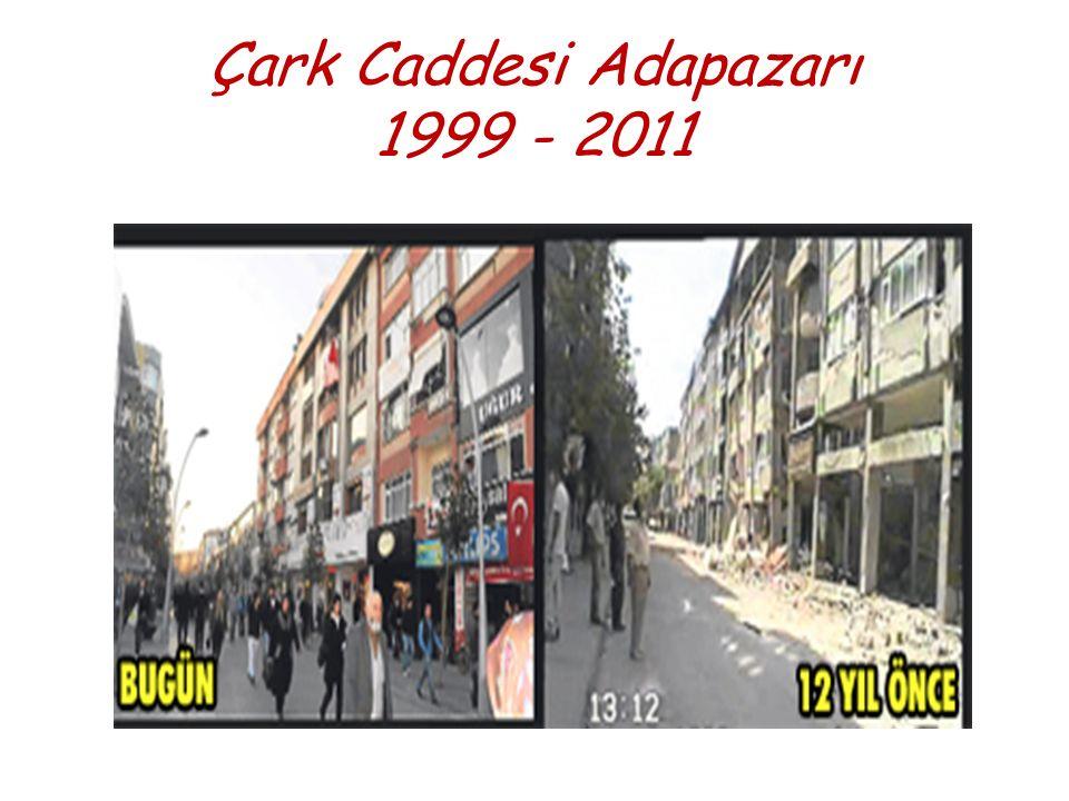 Çark Caddesi Adapazarı 1999 - 2011