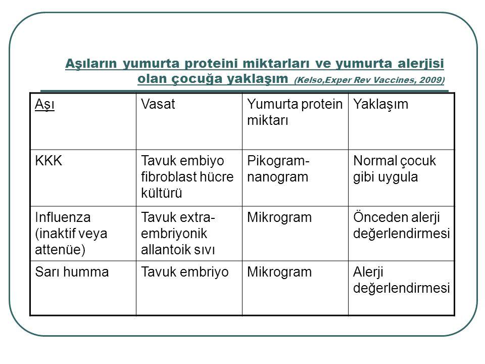 Yumurta protein miktarı Yaklaşım