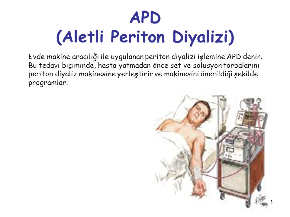 APD (Aletli Periton Diyalizi)